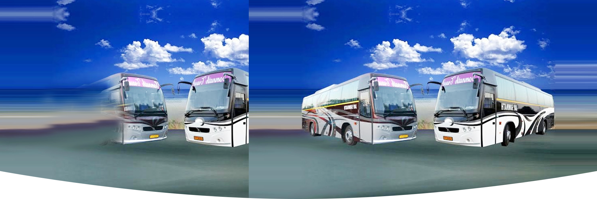 Online Bus Ticket Booking Jay Somnath Travels